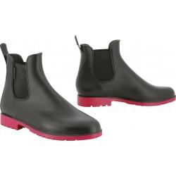 Boots synthétiques enfant -...