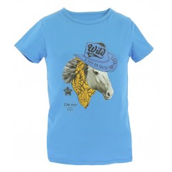 T-Shirt enfant cow-boy
