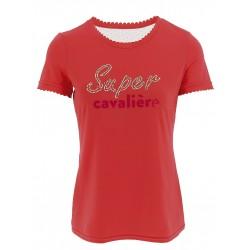 """T-shirt femme """" super..."""