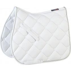 Tapis de selle confort blanc