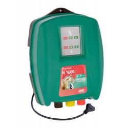 Électrificateur de clôture sur secteur 230 volts Power Profi N 1600
