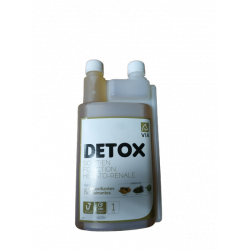 Flacon Detox Via nutrition 1L
