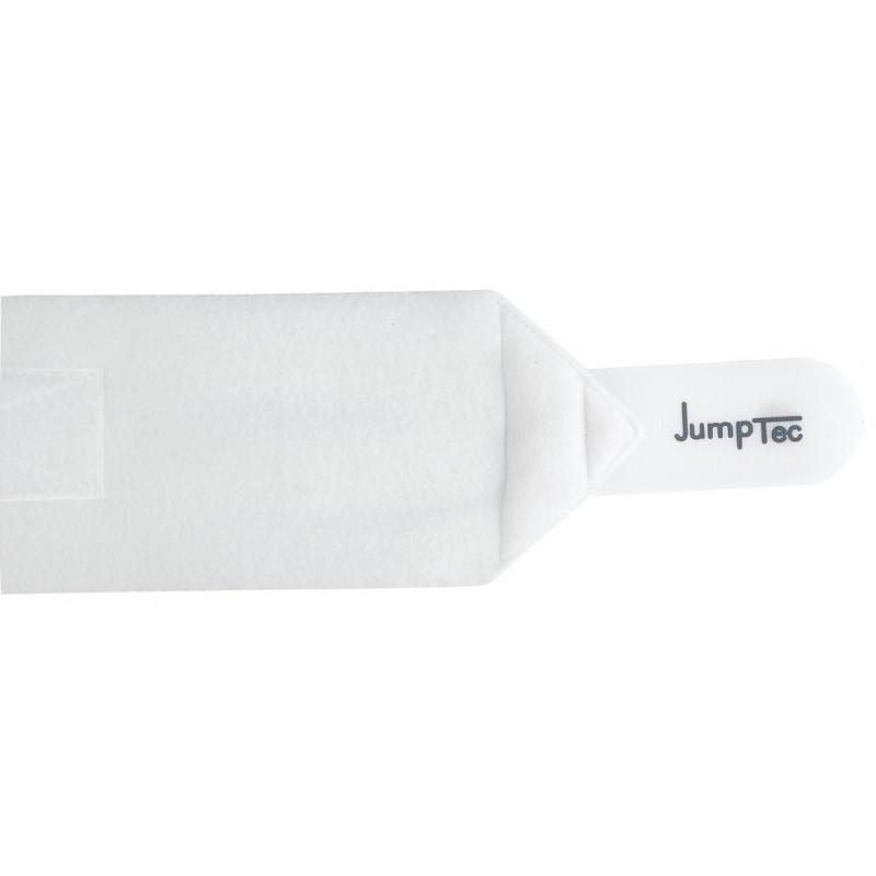 Bande de polo Jumptec blanche
