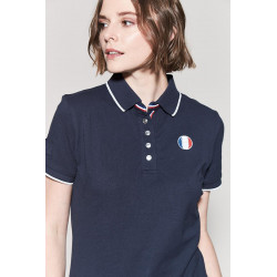 Harcour - Polo Cabirat Femme Rider France