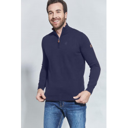 Harcour - Pullover homme Flash Marine