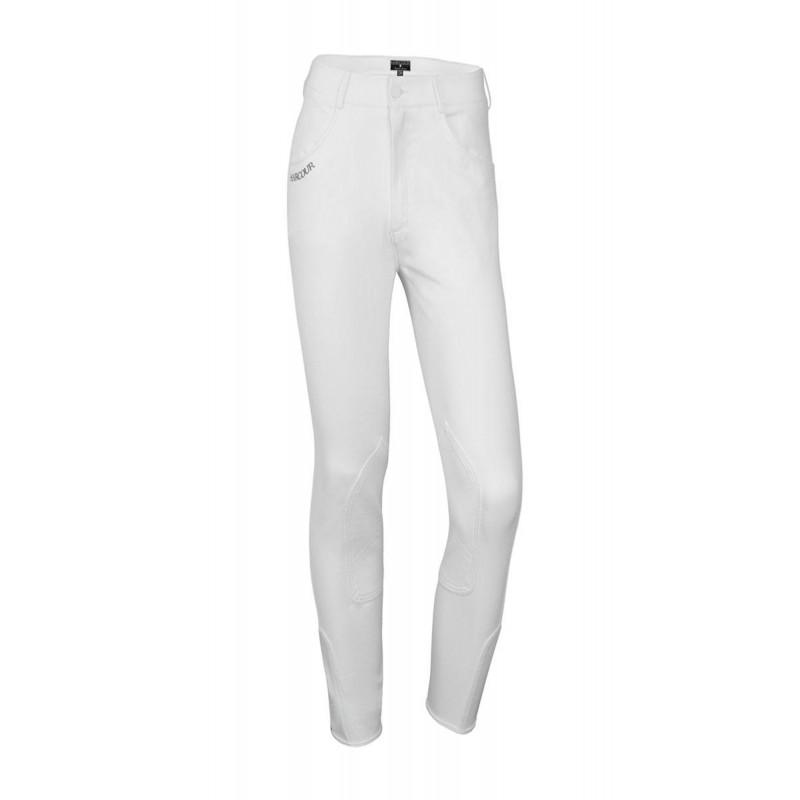 Harcour - Pantalon Oriento Homme Blanc