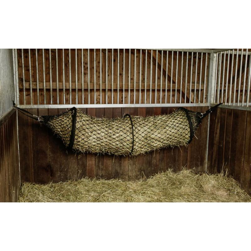 Filet à foin en forme de tunnel de 150 cm