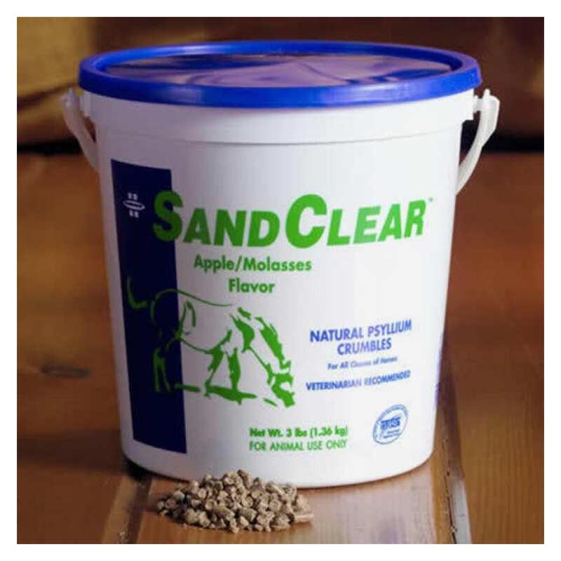 Sand clear 99 - contre les coliques de sable