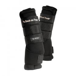 Back on Track - Stabble Boots Royal Welltex Noir