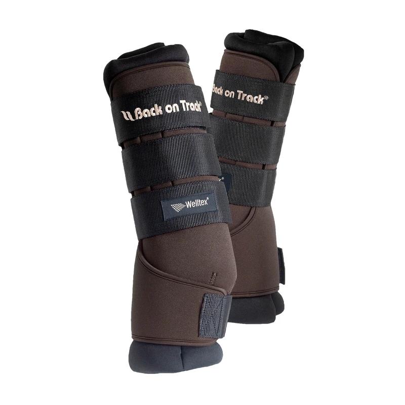 Back on Track - Stabble Boots Royal Welltex Marron
