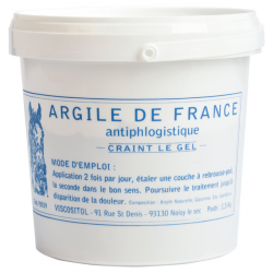 Argile de France Viscositol 1.5 kg