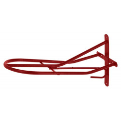 Support de selle anglaise 54 cm rouge