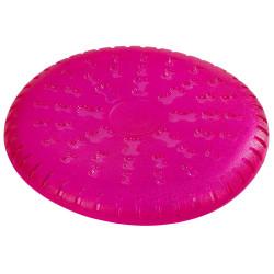 Frisbee en caoutchouc thermoplastique pour chien