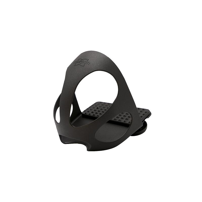 Cale-pied sécurité MATRIX noir