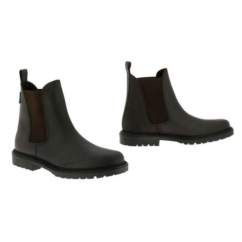 Boots Camargue noir