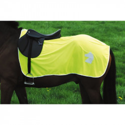 Couvre-reins fluo