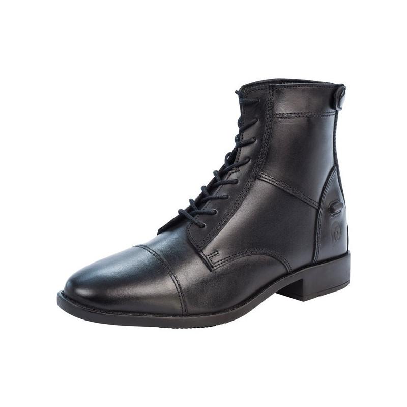 Boots Aramont en cuir noir de chez PERFORMANCE