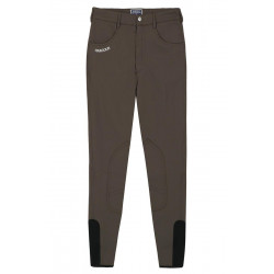 Harcour - Pantalon Oriento Homme Chocolat