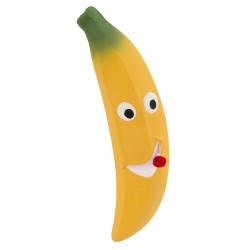 Jouet banane pour chien