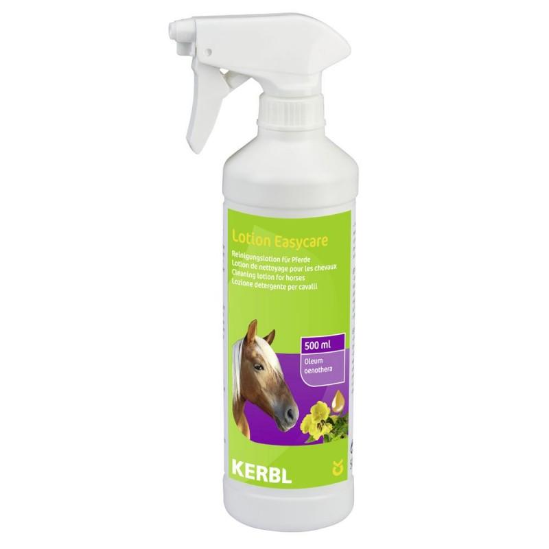Lotion nettoyante EasyCare pour chevaux à l'huile d'onagre