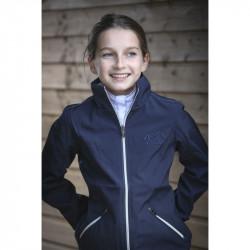 Veste Fuji Junior 12/14 ans Marine - Pénélope Leprévost