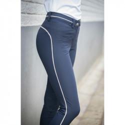 Pantalon d'équitation STREETY Marine - Pénélope Leprévost