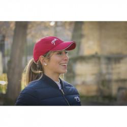 Casquette CAP Rouge - Pénélope Leprevost